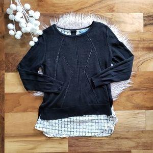 Apt.9 Layered Sweater